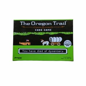 FREE with purchase Oregon Trail Card Game
